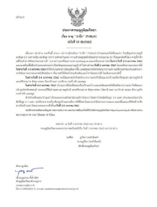 """ประกาศกรมอุตุฯ ฉบับที่ 10 """"พายุปาบึก"""" จ่อเข้าอ่าวไทย ภาคใต้ฝนหนัก 3-5 ม.ค."""