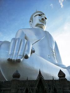 พระเจ้าใหญ่แก้วมุกดาศรีไตรรัตน์  พระพุทธรูปขนาดใหญ่