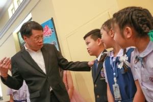 """ศธ.จัดงานวันเด็กปี 62 ชูแนวคิด """"เด็กไทยรู้คิด มีจิตอาสา Voluntee KIDs"""""""