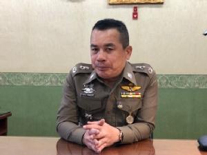 พล.ต.ต.ไพศาล ลือสมบูรณ์ ผู้บังคับการตำรวจภูธรจังหวัดหนองคาย
