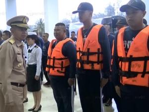 ทัพเรือภาค 2 ส่งหน่วยเคลื่อนที่เร็วชุด 3 และเรือหลวงเข้าพื้นที่ช่วยเหลือประชาชน