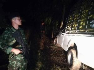 สกัดจับกระบะขนยาบ้า 2 ล้านหนีด่านกลางดึก พบเบาะแสสวนส้มสุโขทัยเอี่ยว