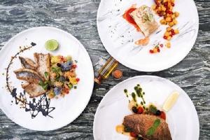 """หลากรสชาติอร่อย """"เมนูปลา"""" เพื่อสุขภาพ ที่ ห้องอาหารโคสต์บีชคลับและบิสโทร"""