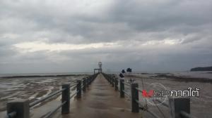 แหล่งท่องเที่ยวทางทะเล จ.ตรังแทบร้างจากพิษสงพายุโซนร้อนปาบึก