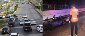 """#MGRTOP7 : #เลื่อนแม่มึงสิ สะพัดโซเชียล   ลุ้นระทึก """"ปาบึก"""" เข้าไทย   สลด """"เซนติเมตร"""" รถตกคลองดับ"""