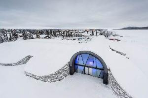 หนีหนาว(น้อย)ไปหนาวมาก! กับ 5 กระท่อมและโรงแรมน้ำแข็ง