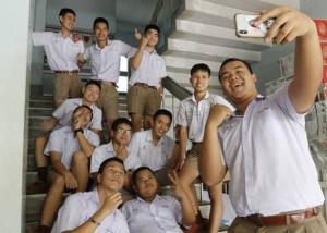 เด็กดีของชาติ : ฮีโร่วัยเรียน โรงเรียนวัดสุทธิวราราม