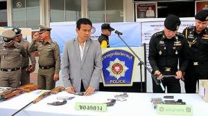 ราชบุรี-สมุทรสงคราม กวาดล้างขบวนการยาเสพ หวังตัดวงจรการเงินของกลุ่มค้ายาให้สิ้นซาก