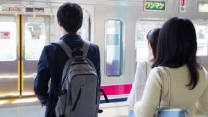 เผยผลสำรวจปัญหากวนใจที่สุด เมื่อโดยสารรถไฟของญี่ปุ่น