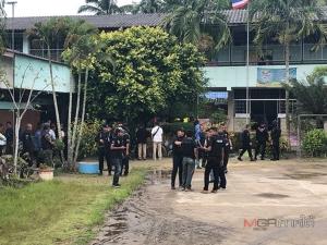 อุกอาจ! โจรใต้แต่งกายคล้ายทหารบุกกราดยิง อส.ดับ 4 ในโรงเรียนบ้านบูโกะ