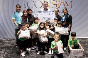 """""""ไอคอนสยาม"""" จัดโครงการ """"Citizen of Love"""" สร้างฝันเติมรอยยิ้มให้เด็กๆ ในชุมชนเขตคลองสานและเขตธนบุรี"""