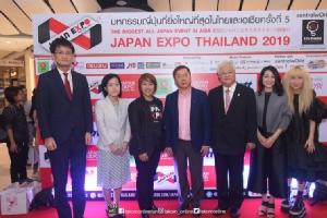 JAPAN EXPO THAILAND2019 ที่สุดของความเป็นญี่ปุ่นตัวจริง