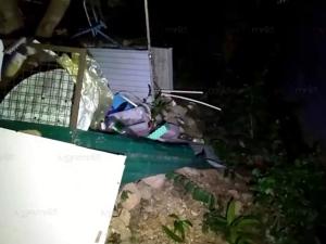 สาวสารคามน้อยใจแฟนหนุ่มสิงคโปร์ กระโดดห้องพักชั้น 3 กระแทกพื้นสาหัส