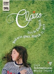 """สาวน้อย """"Clairo"""" เจ้าของเพลง """"Pretty Girl"""" เตรียมเปิดคอนเสิร์ต Live in Bangkok 15 มีนาคมนี้"""
