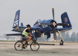 กองทัพอากาศซ้อมใหญ่การแสดงการบิน ต้อนรับวันเด็กแห่งชาติปี 62