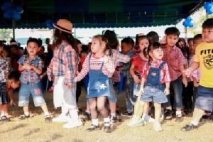 ซีพีเอฟเสิร์ฟอาหารปลอดภัยให้น้องอิ่มท้อง สมองแจ่มใส ในกิจกรรมวันเด็กแห่งชาติ 2562
