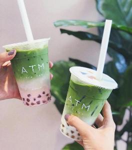 ATM Tea Bar กลับมาชานมไข่มุก ธรรมดาไม่ได้ บริการสั่งผ่านตู้อัตโนมัติ ATM