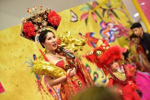 เดอะมอลล์ ช้อปปิ้งเซ็นเตอร์ ฉลองตรุษจีน ชวนคู่แม่ลูกประกวดการแต่งกายสุดอลังการ ในงาน The Mall Mama & Me contest 2019 presented by เมืองไทยประกันชีวิต