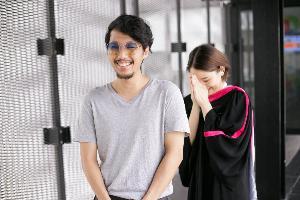 กว่าจะเป็นบัณฑิตเกียรตินิยม คอมอาร์ตฯ นุ่น-ไกอา ภาณิศา อุดมเรืองเกียรติ