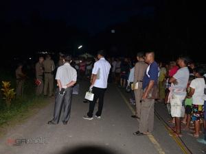 2 คนร้ายลอบยิงอดีต ผญบ.นาบินหลาเมืองตรัง ดับข้างถนน ตร.ตั้งปมขัดแย้งส่วนตัว