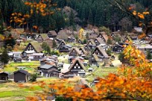 หมู่บ้านชิราคาวาโกะกับบ้านกัสโซซึคุริ มรดกทางวัฒนธรรมอันทรงคุณค่า