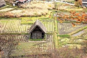 """มรดกโลก""""ชิราคาวาโกะ""""...หมู่บ้านในเทพนิยาย พนมไหว้แด่ธรรมชาติผู้ยิ่งใหญ่/ปิ่น บุตรี"""