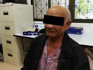 กองปราบจับผู้เฒ่าหื่นกามลวงเด็ก 11 ปีกินตับ ความแตกหนีคดีจากร้อยเอ็ดมาอยู่โก-ลก 5 ปี