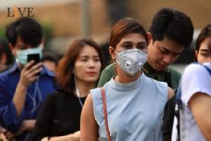 """วิกฤต ฝุ่น PM2.5 """"พ่นน้ำ-ห้ามเผา-ห้ามรถควันดำ"""" เวิร์กจริงหรือควรประกาศหยุดงาน!?"""
