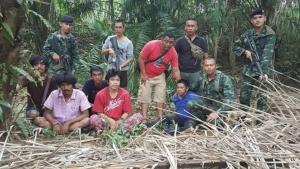 รวบแล้ว! เขยโหดฆ่ายกครัว 5 ศพ หนีกบดานในขนำ จ.ระนอง ติดชายแดนประเทศพม่า