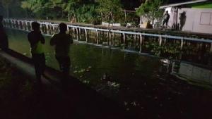 เด็กหายหลังถูกตี ญาติคาดตกคลอง นักประดาน้ำลงงมแต่ไร้วี่แวว