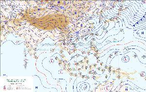 อีสานอุณหภูมิลด 2-4 องศา อากาศหนาวเย็น ภาคอื่นลด 1-3 องศา เว้นภาคใต้ฝนฟ้าคะนอง