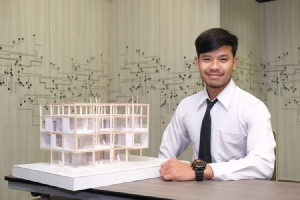 """Box house-Box office"" คว้ารางวัล SYS STUDENT DESIGN CONTEST 2018"
