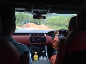จากัวร์-แลนด์โรเวอร์ จัดกิจกรรมทดลองขับที่ภูเก็ต ดึงลูกค้าสัมผัสสมรรถนะ เผยตลาดภูเก็ตเติบโตสูง