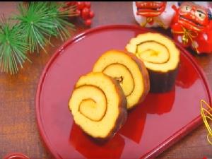 Datemaki  ไข่ม้วนซามูไร อร่อยไม่ปราณี