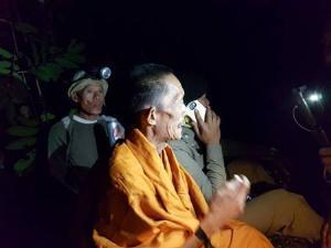 พบแล้ว! พระนครไทยหายตัวบนเขาขี้ควายนาน 33 วัน จนญาติสงสัยถูกฆาตกรรม เผยหลงป่าอาศัยในถ้ำขอข้าวชาวบ้านกิน