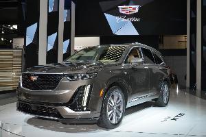 ชมรถใหม่ Detroit Auto Show 2019 (2)