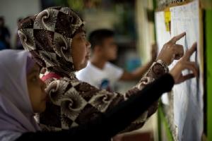 ชาวมุสลิมในภาคใต้ฟิลิปปินส์ลงประชามติว่าด้วยการตั้ง 'เขตปกครองตนเอง'