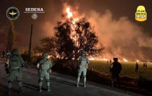 ยอดเหยื่อ 'ท่อส่งน้ำมันระเบิด' ในเม็กซิโกพุ่ง 93 ศพ-ปธน.จังโก้ผุดนโยบายช่วยเหลือคนจนสกัดการขโมยน้ำมัน