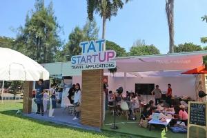 เที่ยวงานเทศกาลเที่ยวเมืองไทย...ห้ามพลาดแพ็คเกจและโปรโมชันท่องเที่ยวดีๆ ผ่านแอพฯ ที่บูธ TAT STARTUP