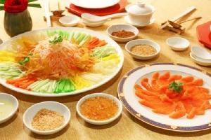 """อิ่มอร่อย """"เมนูเสริมสิริมงคล"""" ฉลองตรุษจีน ที่ ห้องอาหารจีนหนานหยวน"""