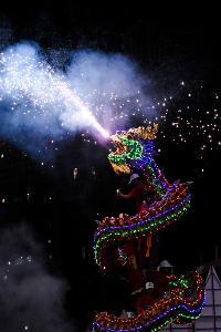 """ฉลองตรุษจีนสุดยิ่งใหญ่ ครั้งแรกริมแม่น้ำเจ้าพระยา """"THE ICONSIAM ETERNAL PROSPERITY CHINESE NEW YEAR 2019"""""""