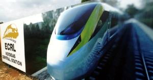 หวั่นหนี้ท่วม! มาเลเซียประกาศพับโครงการรถไฟ ECRL เชื่อมชายฝั่งตะวันออก