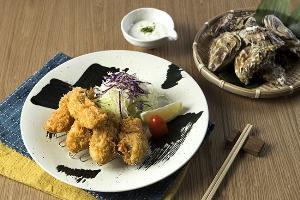 """อิ่มอร่อยหลายหลายเมนูจาก """"หอยนางรมฮิโรชิมะ"""" ณ ห้องอาหารโซบะ แฟคทอรี่ โรงแรม แบงค็อก แมริออท มาร์คีส์ ควีนส์ปาร์ค"""