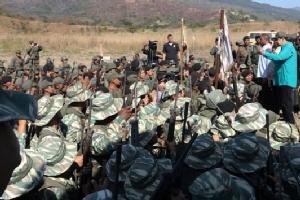 "In Clips: รัสเซียปัดส่ง ""กองกำลังทหารรับจ้าง"" เข้าเวเนฯ– คาราคัสแสดงแสนยานุภาพทางทหาร ""กุยโด"" เรียกคนออกประท้วง"