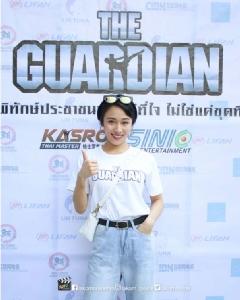 """""""ครูดำ-ธนาวุฒิ"""" นำทีมหนังไทยบุกจีนประเดิมหนัง """"The Guardian"""""""