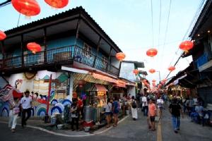 ตลาดจีนโบราณบ้านชากแง้ว