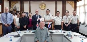 ราชทัณฑ์โอนตัวนักโทษต่างชาติกลับไปรับโทษที่บ้านเกิด ตามสนธิสัญญา