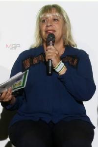 คุณ Patricia The'ry-Hart ผู้แทนจากสมาคมฝรั่งเศสกรุงเทพ