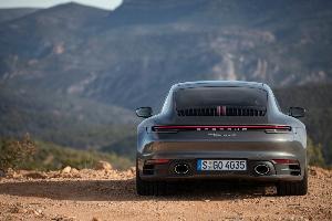 Porsche 911 (992) เมื่อดีที่สุด ขยับดีขึ้น