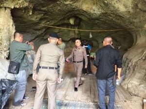 แปลกจริง! ศพปริศนากลางถ้ำท่อ ลำพูน พบซีลถุง-วางหมอนให้หนุน แถมเงินไว้ให้อีกหมื่น